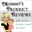 MPR,Mummy's Product Reviews