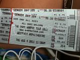 Warped Tickets!